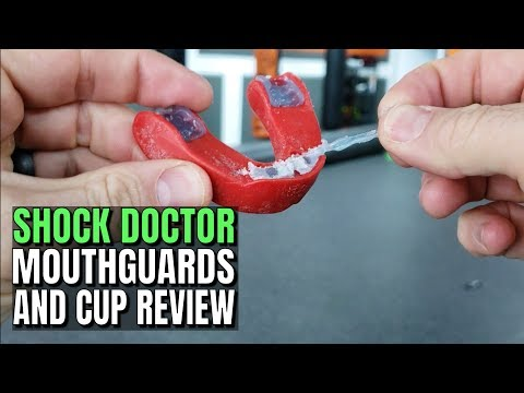 Shock Doctor Gel Nano Vs. Gel Max Power, Shock Doctor Cup Reviews And Recommendations
