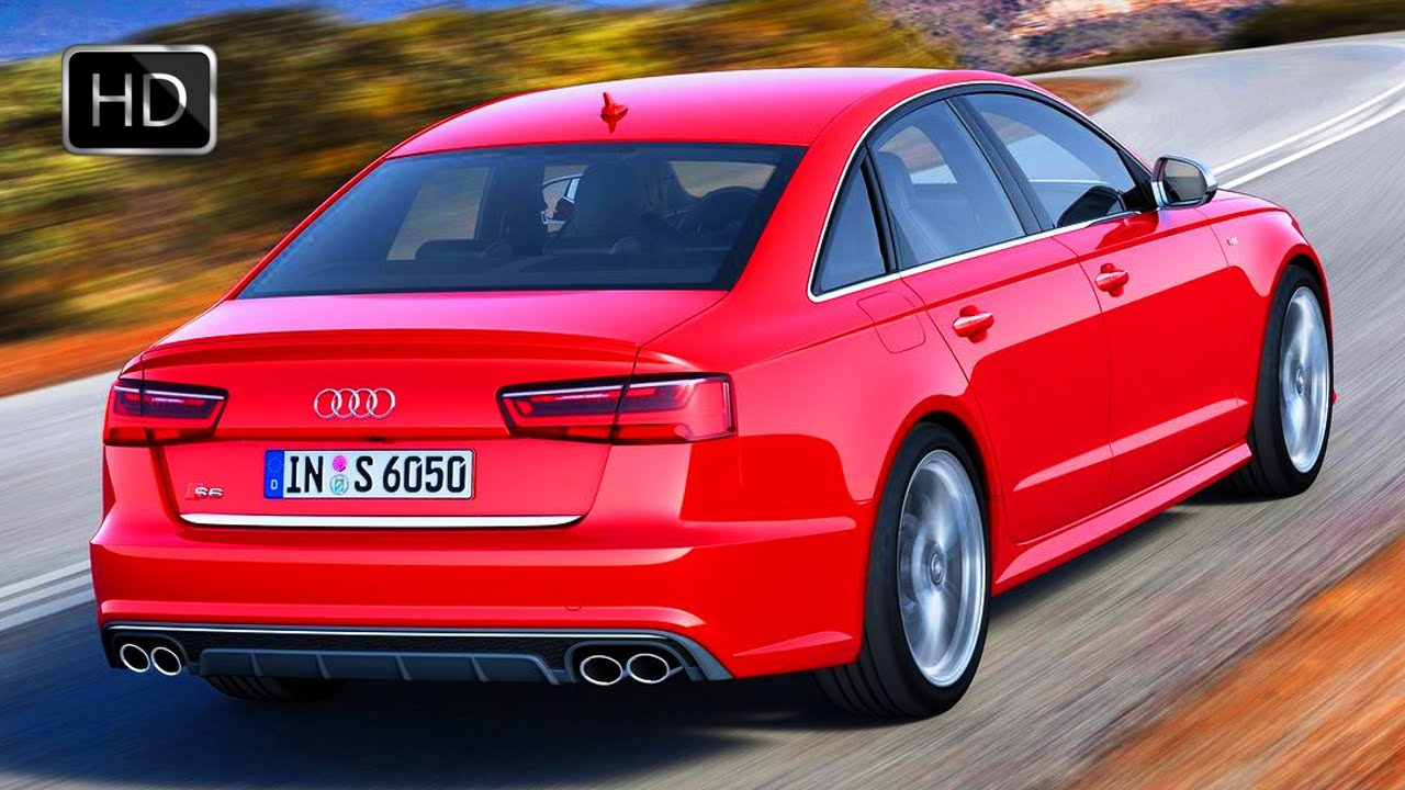 New Audi Sedan Biturbo Tfsi Awesome Exhaust Sound