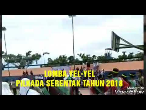 Lomba Yel-Yel Pilkada Serentak Tahun 2018 Tkt Kab. Bantaeng