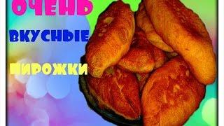 жареные пирожки,пышные и воздушные // fried cakes, lush and air ...