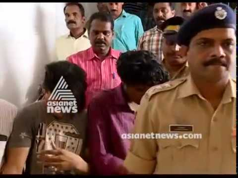 Thrissur Canara Bank theft attempt : 2 youth from Kasargod caught by Police