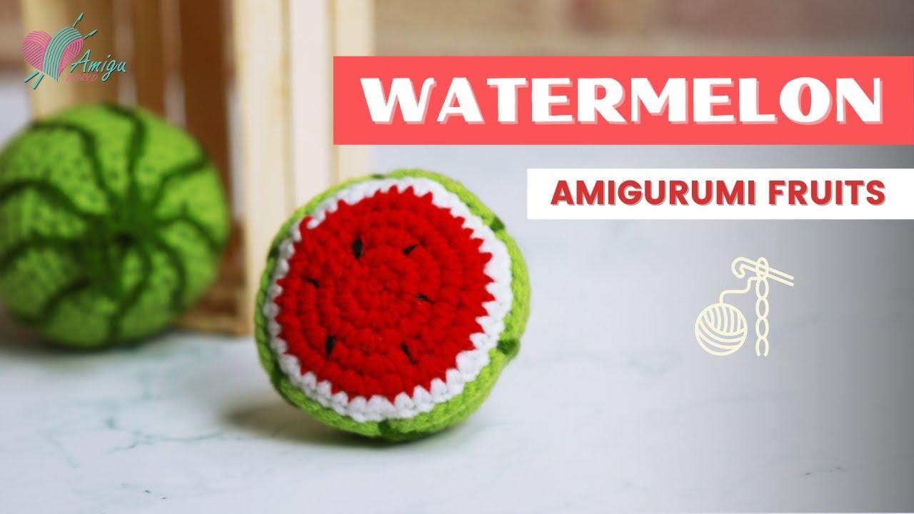 Watermelon – Amigurumi Patterns | 720x1280