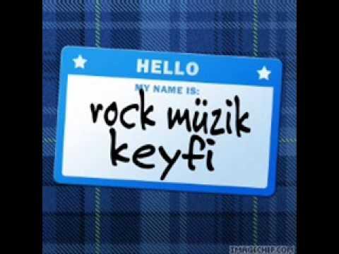 rock müzik keyfi