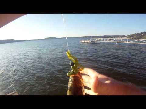 Fishing Lake Possum Kingdom 07-09-17