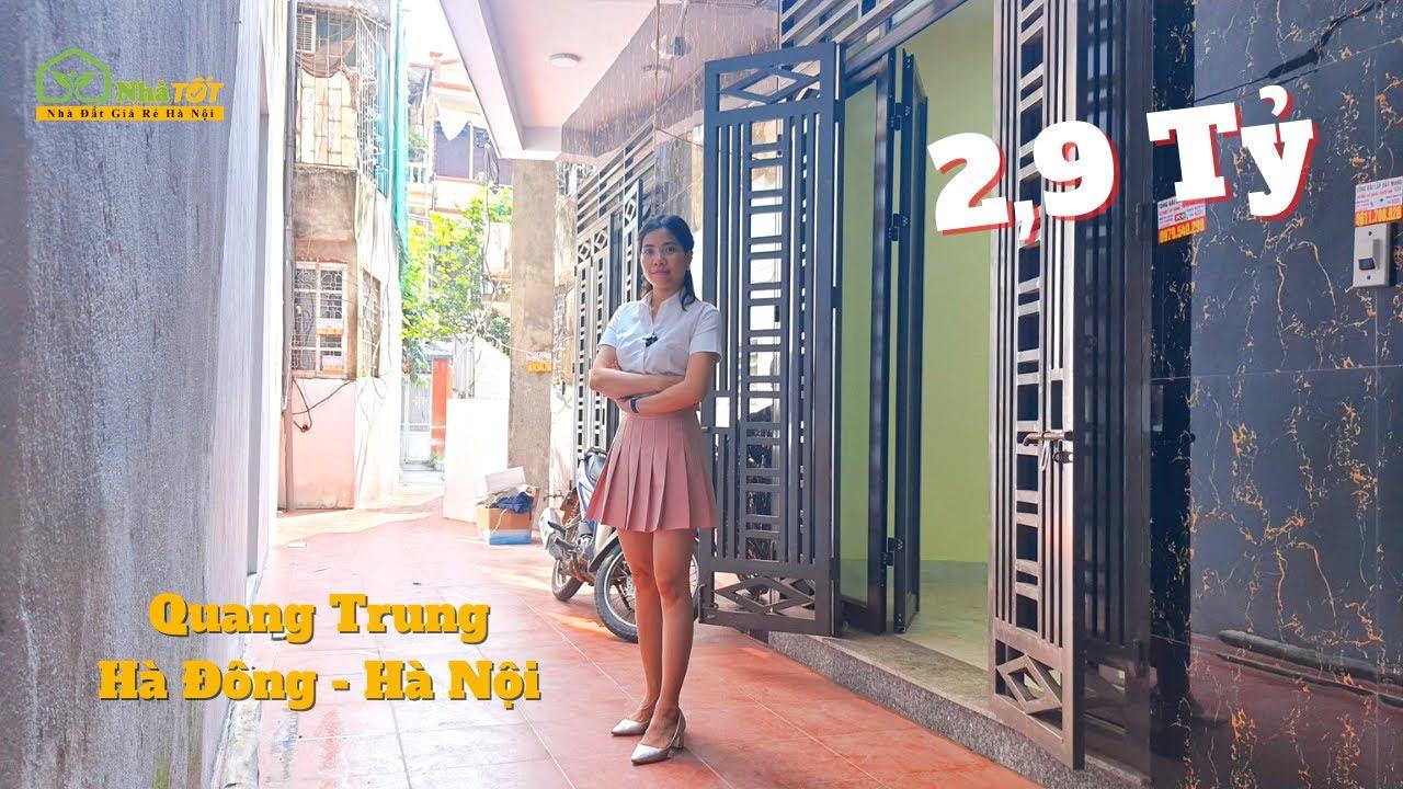 image Bán Nhà Đường Quang Trung - 4 Tầng, Ba La, Hà Đông, Hà Nội   nhà TỐT