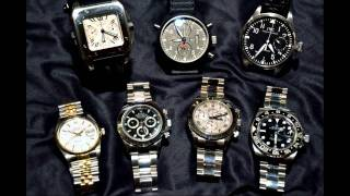 Watch Collection in 1 Photo - The ArchieLuxury Channel