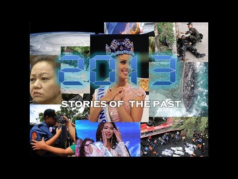 2013 Stories of the past (Philippines)