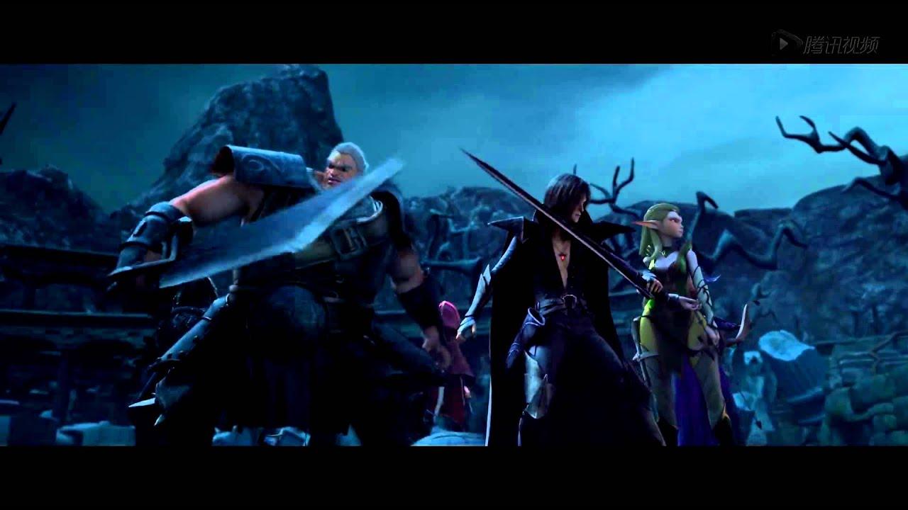 Google themes dragon nest - Dragon Nest Movie Warrior S Dawn English Trailer Cannes Film Festival 2014