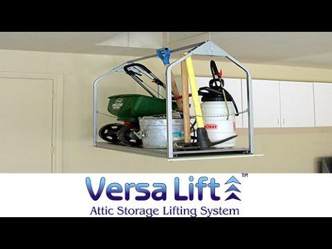 Attic Lift   Storage Attic Lift