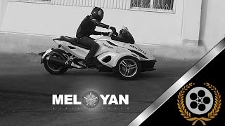 Roadstar Spyder RS Can Am // Jor Meloyan // Yerevan // 2014