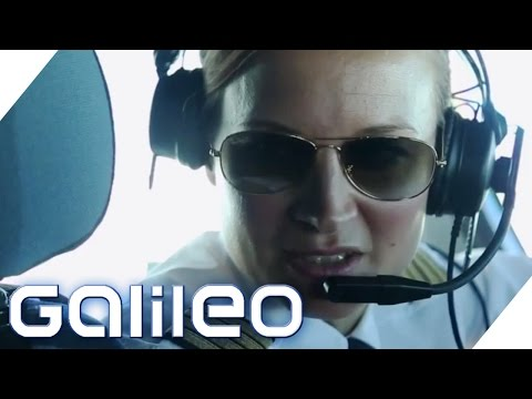 Traumjobcheck Pilot | Galileo | ProSieben