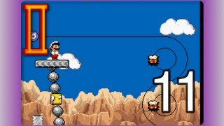 Let's Play Mario Gives Up 2 (11) - Don't Forget Your Zap Tap Badge