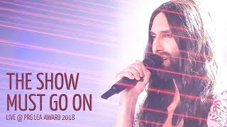 Conchita - The Show Must Go On (live @ PRG LEA AWARD 2018)