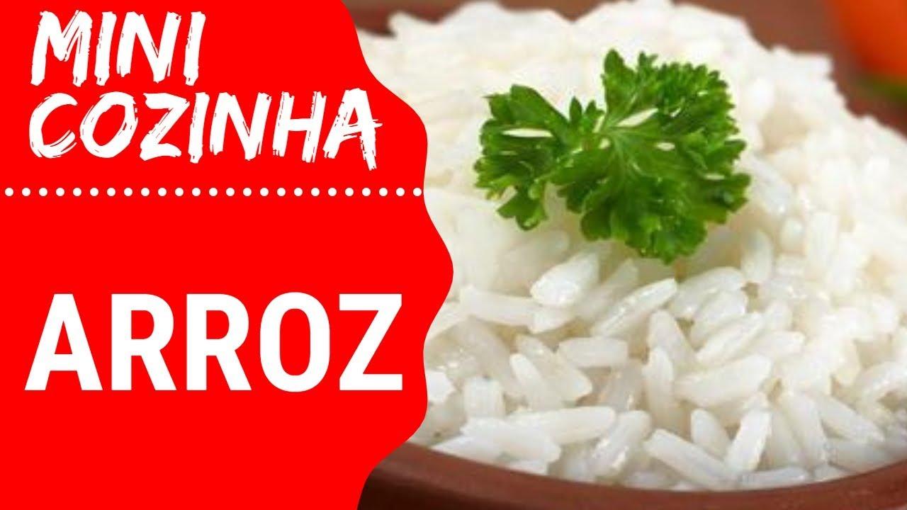 Como preparar arroz culin ria b sica minicozinha for Como cocinar arroz
