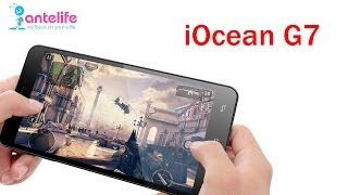 iOcean G7 Deeply Review&First Look 6.44inch MTK6592 OctaCore Smart wake