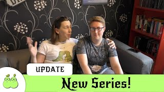 The Mega Big Pear of Geeks Update Video - New Series Coming