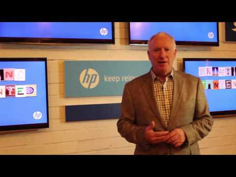 Richard Bailey on benefits of HP PageWide technology