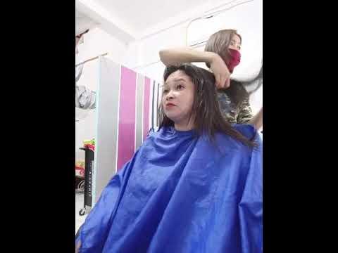 Potong Rambut Wanita 2021
