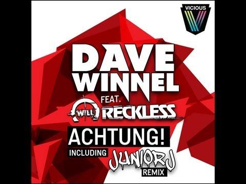 Клип Dave Winnel - Achtung! - Original Mix
