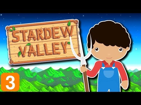 Stardew Valley Learning Series - The Mines | Part 3