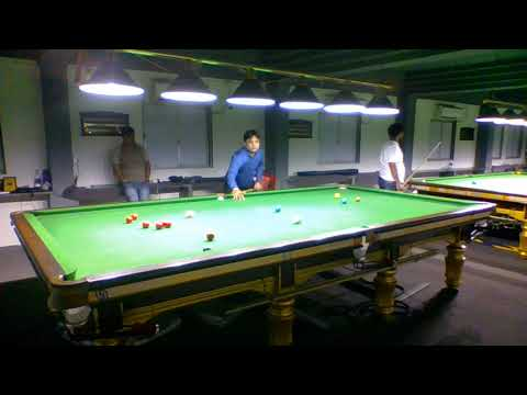 NM Open Snooker Championship December - Monthly - Gaurav J Vs Rahul M - Final 1st frame