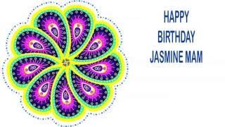 JasmineMam   Indian Designs - Happy Birthday