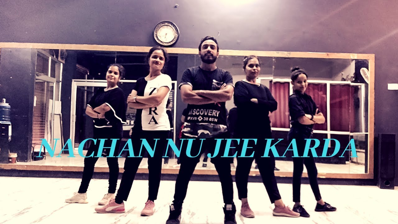 #NachanNuJeeKarda !! #AngreziMedium !! #Radhika Madan,#Irfankhan !! Choreography by RD Chauhan