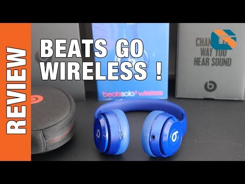 Beats Solo2 Wireless Headphones Review #beatsbydre