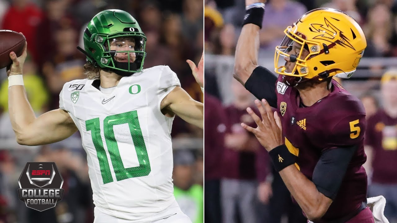 Oregon vs. Utah score: Live updates, college football scores, Pac-12 ...