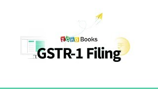 How to file GSTR-1 directly from Zoho Books   India GST