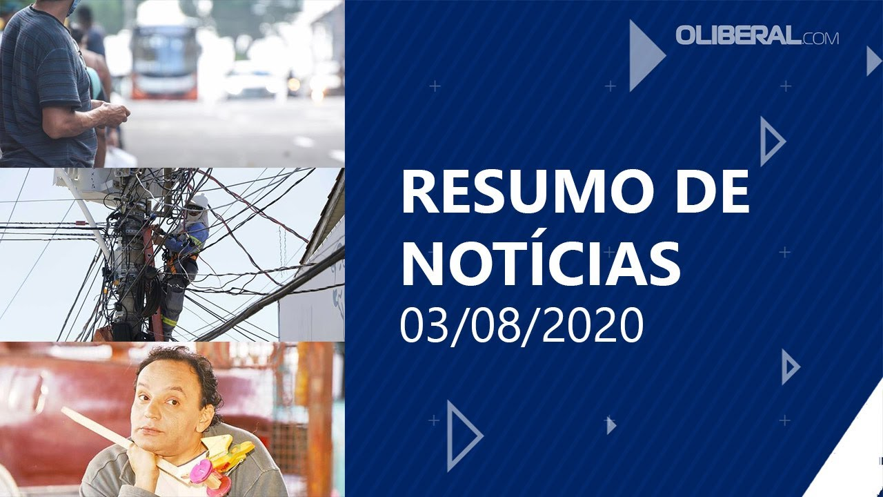 Corte de energia por falta de pagamento volta a ser permitido   Resumo de Notícias 03/08/2020