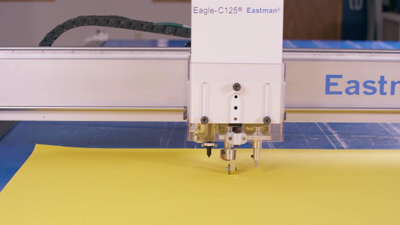 Eastman C125 Conveyor System Overview