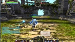 Dragon Nest CN - Reaper lvl 70 vs Gladiator lvl 70
