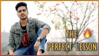 THE PERFECT LESSON || Rachit Rojha