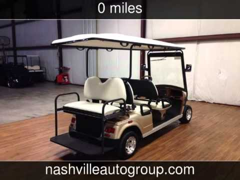 Row Electric Golf Cart Used Powersports
