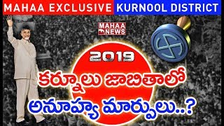 Kurnool District MLA Contestants List | AP Elections 2019 | Mahaa  Exclusive
