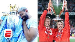 Where does Manchester City rank among the best-ever Premier League winners?   EPL