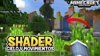 😏SUPER SHADERS PARA MINECRAFT PE 1.2.X,1.4.X,1.5.X,1.6X +|Vuelve tu Minecraft más realista y viv😱