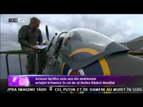 #worldnews Zbor în avioane de epocă