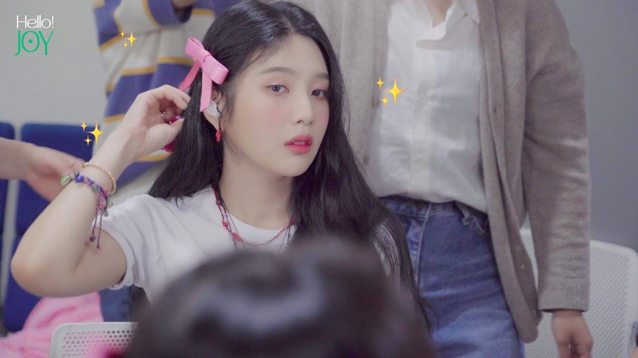 마지막 브이로그🎥 이제 안녕👋 Hello에서 Goodbye야😢 안무 연습 + 마지막 음악방송 / 안녕! 조이💚 (Hello! JOY) #4