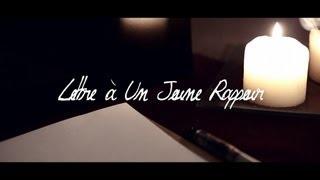 Sofiane - Lettre à Un Jeune Rappeur [Lyrics Video]
