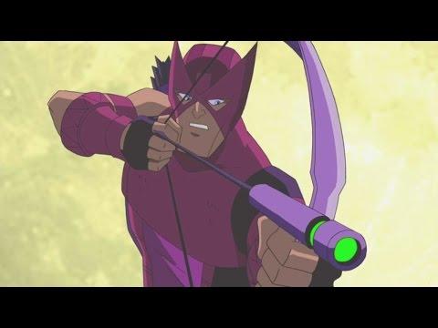 Мстители: Величайшие герои Земли | Все серии подряд сборник мультфильма Marvel. Сезон 1 серии 5-8