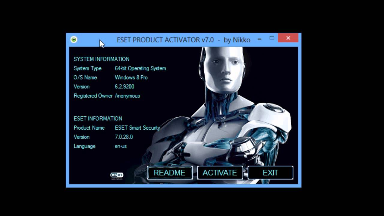 eset product activator