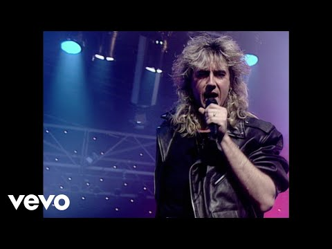 Def Leppard - Let's Get Rocked (Live on Top Of The Pops)