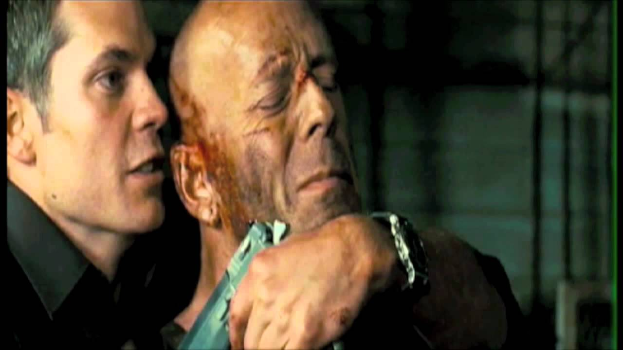 Live Free Or Die Hard Restricted Trailer - -9016