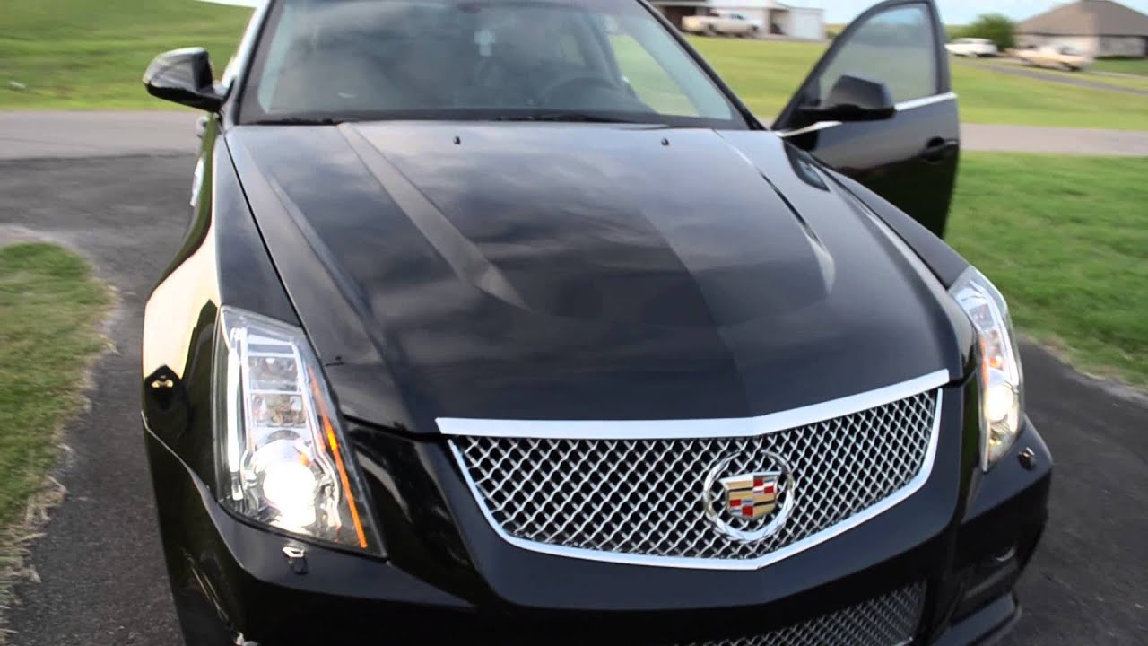 mobile v sale detail for cadillac cts