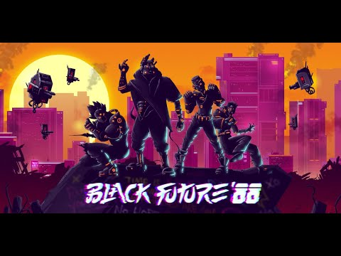 The Indie Bin - Black Future '88 |
