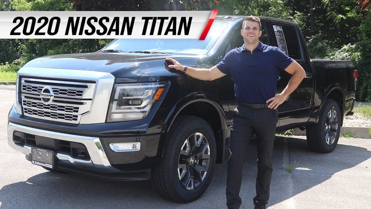 2020 Nissan Titan Pro-4X - POV Test Drive (Binaural Audio)
