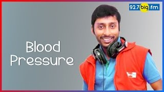 R.J. பாலாஜி - Blood Pressure | Funniest Cross Talk - Balaji