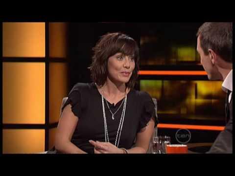 Natalie Imbruglia interview on ROVE (Australia)